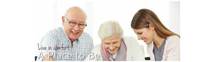 Senior adult finder